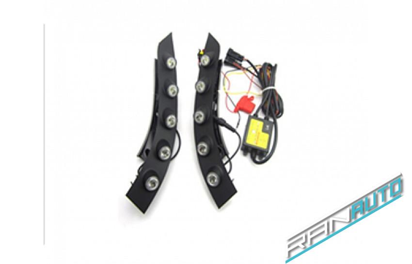 nopirkt dgl dienas gaitas lukturi nissan juke 2010 auto piederumi aksesu ri m su. Black Bedroom Furniture Sets. Home Design Ideas